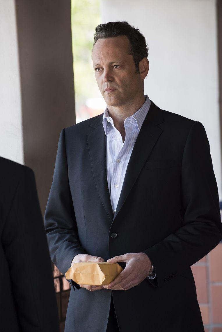 Vince Vaughn als Frank Semyon. Beeld HBO