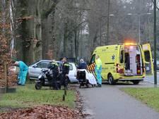 Scooterrijder gewond na botsing met afslaande auto