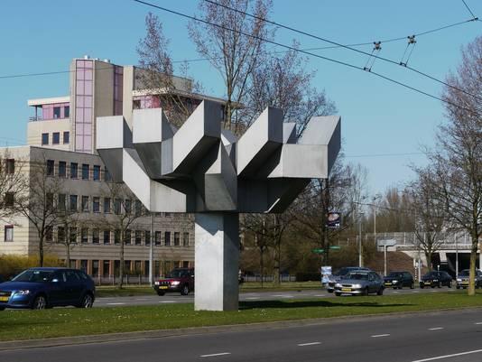 De bewuste boete viel op de Matsersingel in Arnhem
