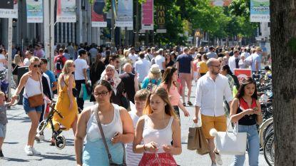 Ruim miljoen inwoners erbij in Europese Unie, vooral door migratie