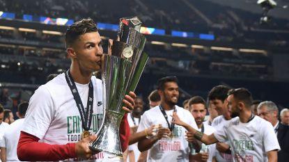 Volgende editie van Nations League zal eindwinnaar flinke stuiver opleveren