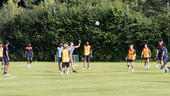 Trainingsstage in Antwerp