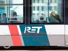 Bovenleiding komt naar beneden, tramverkeer centrum Rotterdam ontregeld