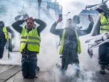 Zeker 35 'gele hesjes' opgepakt bij nieuw protest  in Frankrijk