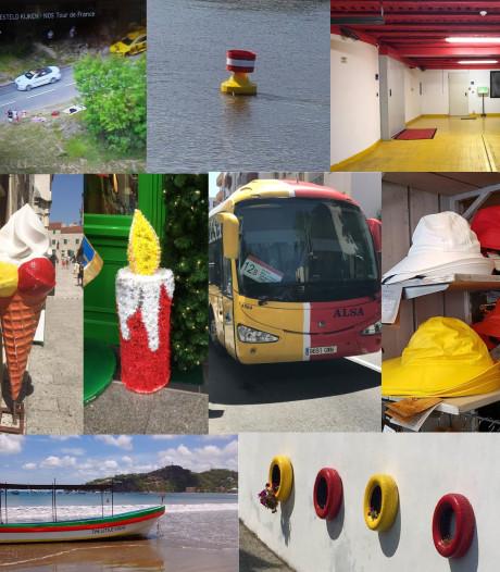 De rood-wit-gele liefde voor Oeteldonk gaat het hele jaar door, van Nicaragua tot aan Maaseik
