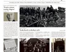 Speciale krant over Hellendoorn tijdens Tweede Wereldoorlog