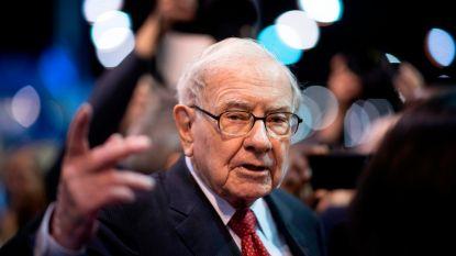 Superbelegger Warren Buffett zit op record van meer dan 114 miljard euro cash