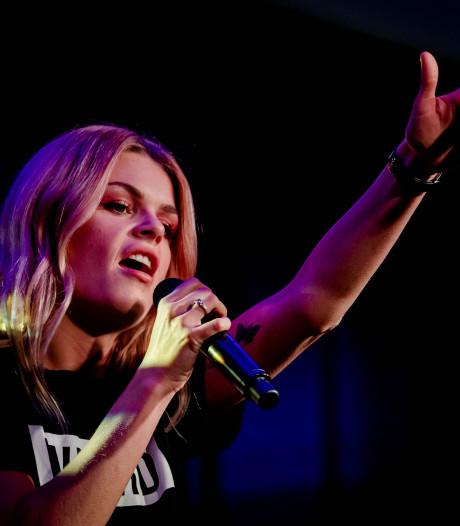Zangeres Davina Michelle komt naar Bevrijdingsfestival Zeeland