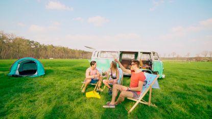 Rijvers Festival gaat voor 'famping': de nieuwe kampeertrend voor het eerst in Meetjesland