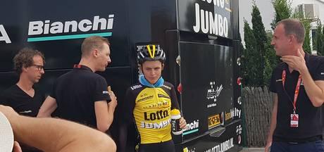 Lotto-Jumbo stuurt Tolhoek naar huis na vondst slaapmedicatie