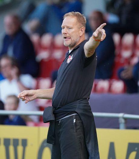 De Treffers-trainer Jan de Jonge snakt naar competitiestart