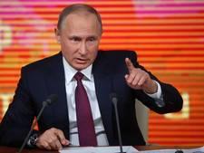 Poetin: Trump doet het goed