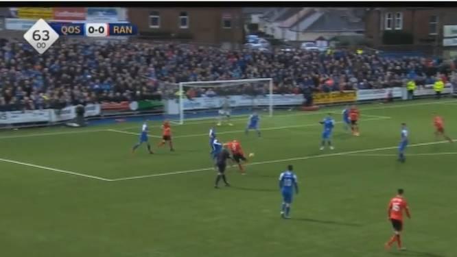 Dankzij deze weergaloze treffer staat Rangers FC een stap dichter bij eerste klasse