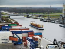Tijdelijke sluiting sluis Schijndel veroorzaakt forse schade voor Inland Terminal Veghel