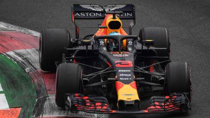 Ricciardo verpest missie van Verstappen en pakt pole in Mexico - Hamilton klokt op jacht naar titel derde chrono, Vandoorne start als 15de