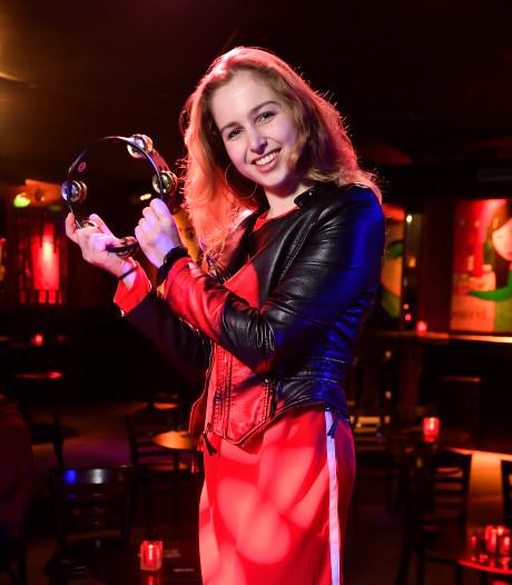 Percussietalent Danique (20): 'Trommelen en rammelen als roeping'