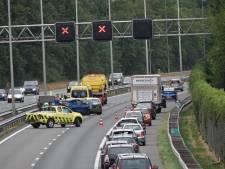 Miljoenen euro's economische schade door files op A1 tussen Hoevelaken en Barneveld