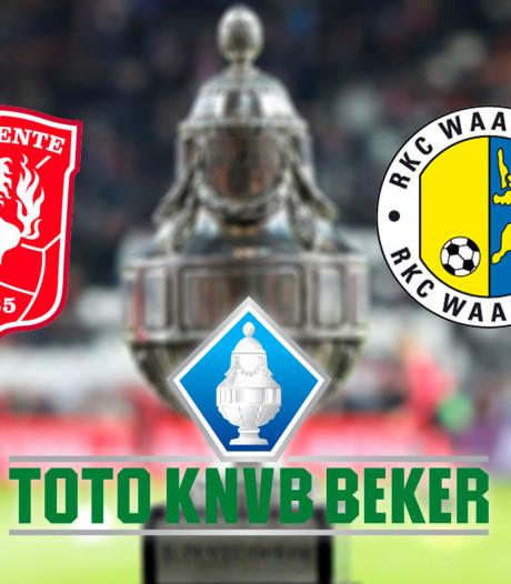 FC Twente - RKC Waalwijk