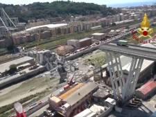 Italië wil af van concessie brugexploitant na ramp Genua