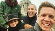 """Gert en James samen op reis in New York: """"Bucketlist is weer wat korter nu"""""""