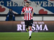 Pereiro kan ondanks contractsof gewoon spelen voor PSV