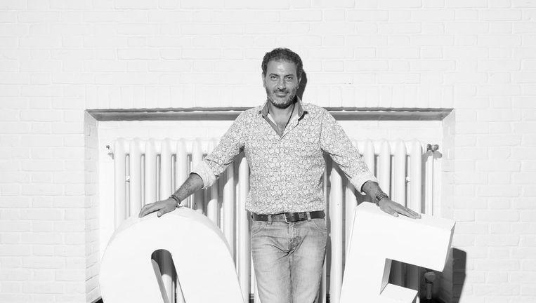 Programmamaker Kefah Allush Beeld Ivo van der Bent
