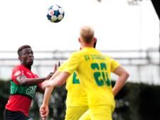 Krachtpatser Bukusu krijgt zijn kans tegen FC Eindhoven: 'Hij pusht zichzelf en zijn teamgenoten'