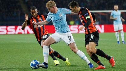 De Bruyne bekroont rentree in basis met assist
