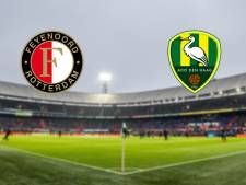 LIVE | Feyenoord zonder Berghuis tegen ADO, Senesi en Jørgensen voor het eerst bij selectie