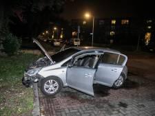 Gestolen auto gedumpt en in brand gestoken in Arnhem-Zuid