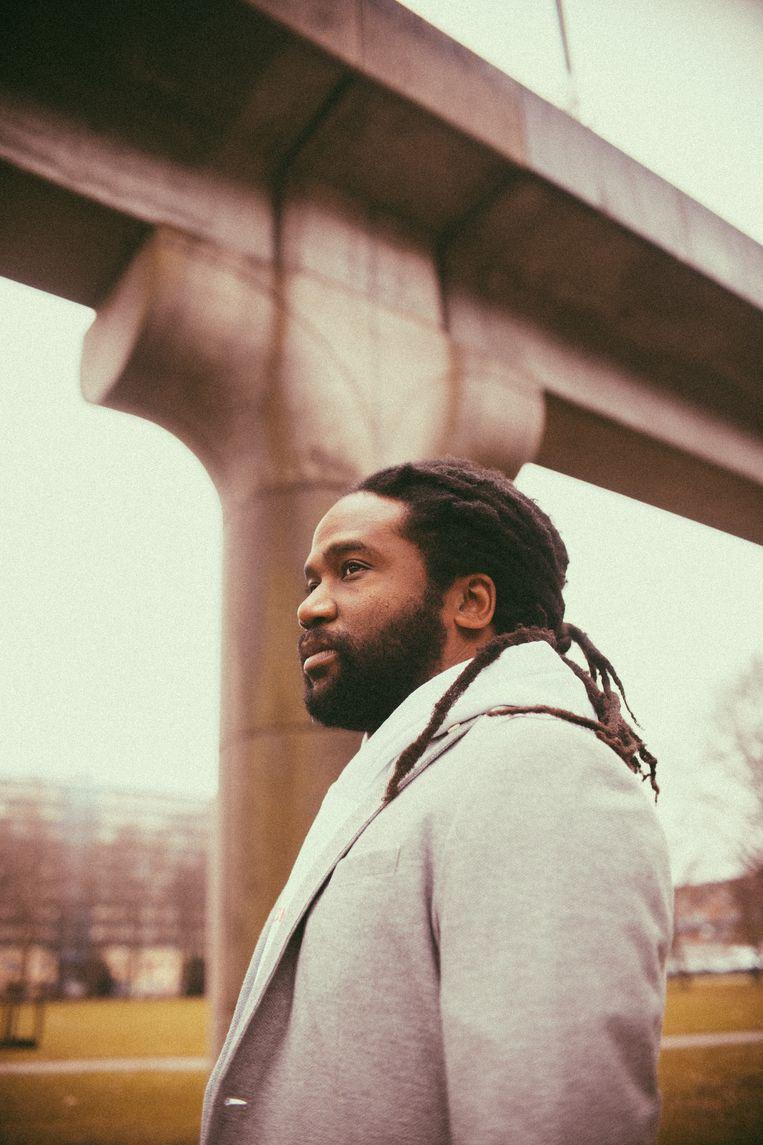 Zeven jaar na zijn eerste soloplaat, werkt rapper en zanger Glen Faria aan een nieuw album. Beeld Segraphy