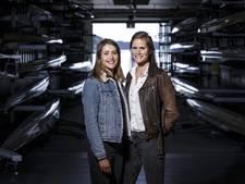 Zilveren tweeling uit Wierden voor even terug op het oude nest