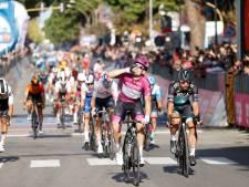Le Français Arnaud Démare a remporté l'étape en ligne la plus rapide de l'histoire du Giro