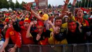Brussel-stad verbiedt WK-matchen op groot scherm