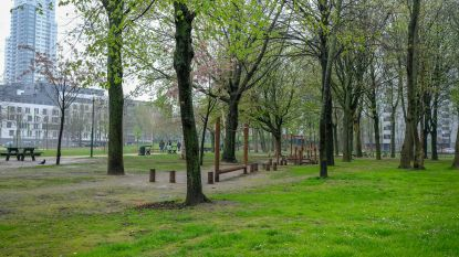 Nieuw Maximiliaanpark met bovengrondse Zenne ligt op tafel