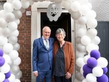 Al 60 jaar samen, in voor- en tegenspoed