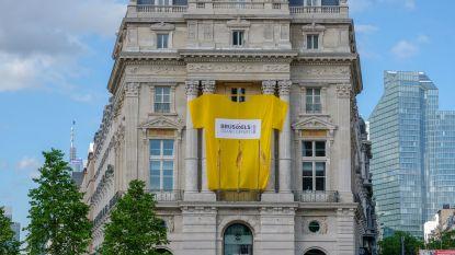 """Boodschap Brussel Mobiliteit is duidelijk: """"Kom niet met auto tijdens Tour de France"""""""