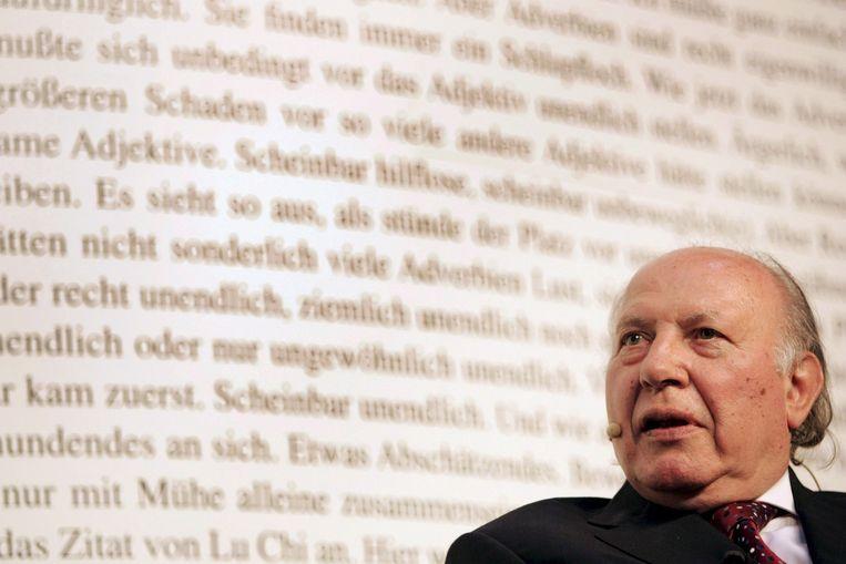 Nobelprijswinnaar Kertesz Overleden Trouw
