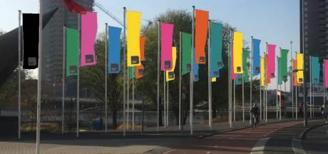 Kinderen ontwerpen 33 nieuwe vlaggen voor Vlaggenparade