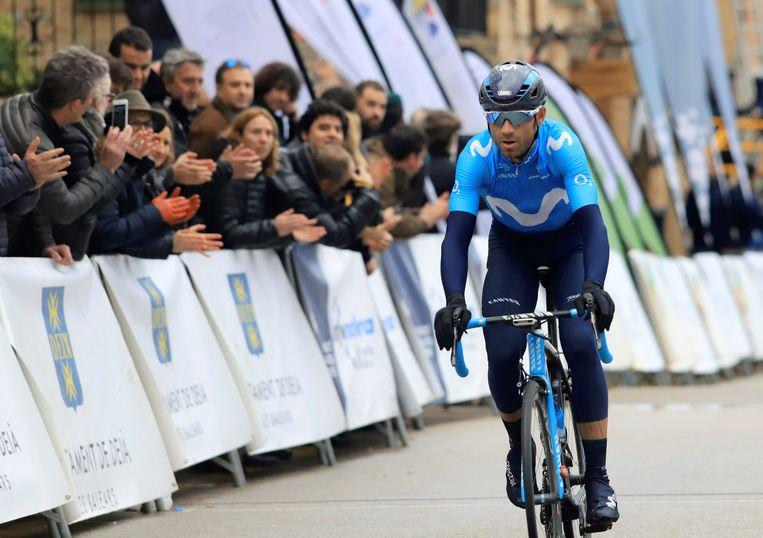 Alejandro Valverde. Beeld Anp