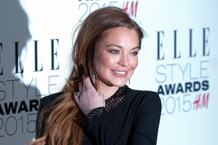 L'actrice Lindsay Lohan a annoncé que son prochain album sortira fin février.