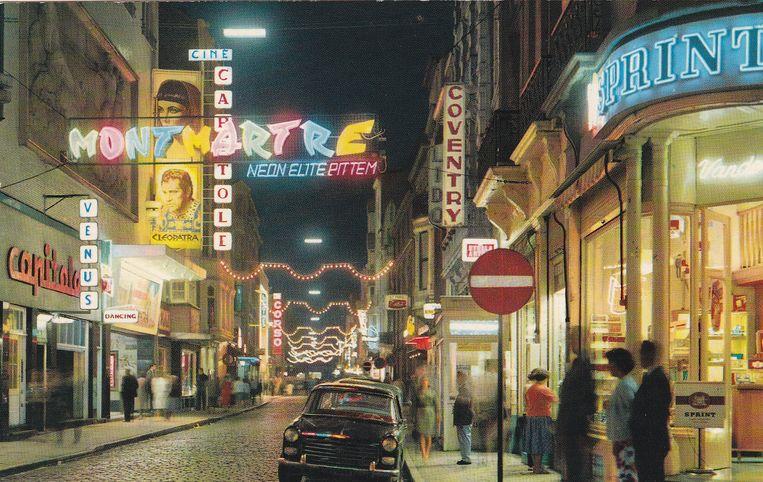 Oostende: De Langestraat