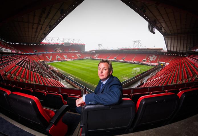 """Erik Velderman: """"De bereidheid om FC Twente te helpen is er echt."""""""
