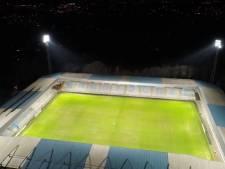 Coronacrisis: De Graafschap laat stadionlampen branden voor 'helden in cruciale beroepen'