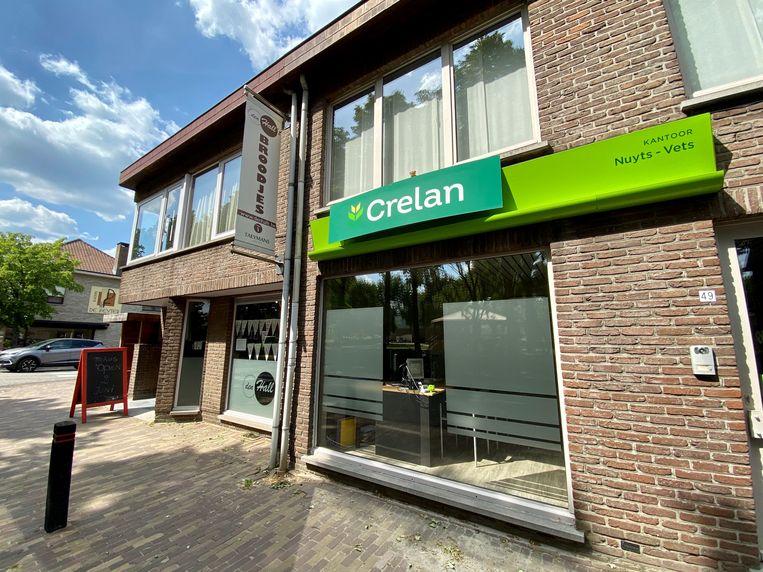 Na de coronacrisis zal de zaak uitgebreid worden met de Crelan-bank