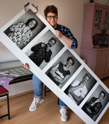 Annemarie Vriends uit Eindhoven vindt 50 wel een dingetje: 50 jaar, 50 mensen, 50 portretten
