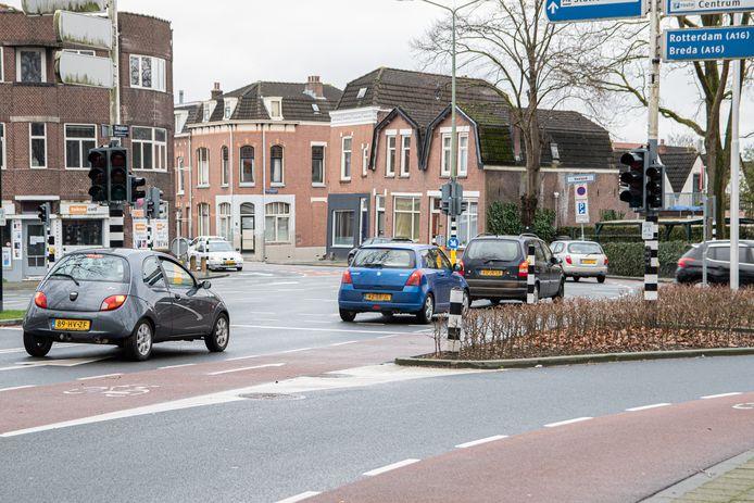De stroomstoring in Dordrecht zorgde voor dichte supermarkten en verkeerslichten die 'op zwart' bleven staan.