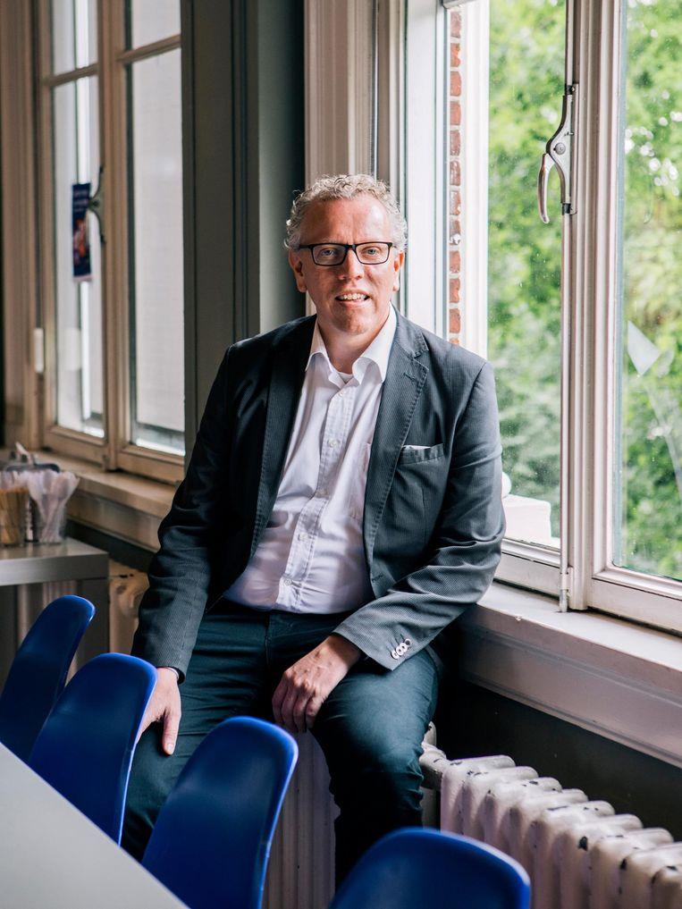 Paul Boselie. Beeld Marcel Wogram / de Volkskrant