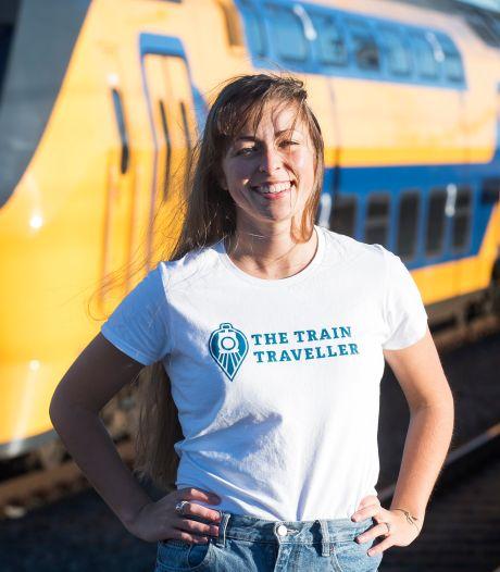 Bij Heetense familie De Raaij kun je reizen per rails boeken: 'Treinen is veel groener en leuker dan vliegen'