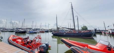 Al 10.000 passanten haven van Urk; gaat het record sneuvelen?